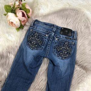 Junior Miss Me Skinny Jeans